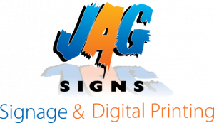 logo jag sign signwriters melbourne