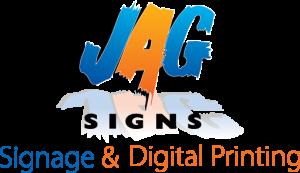 logo jag sign signwriters melbourne