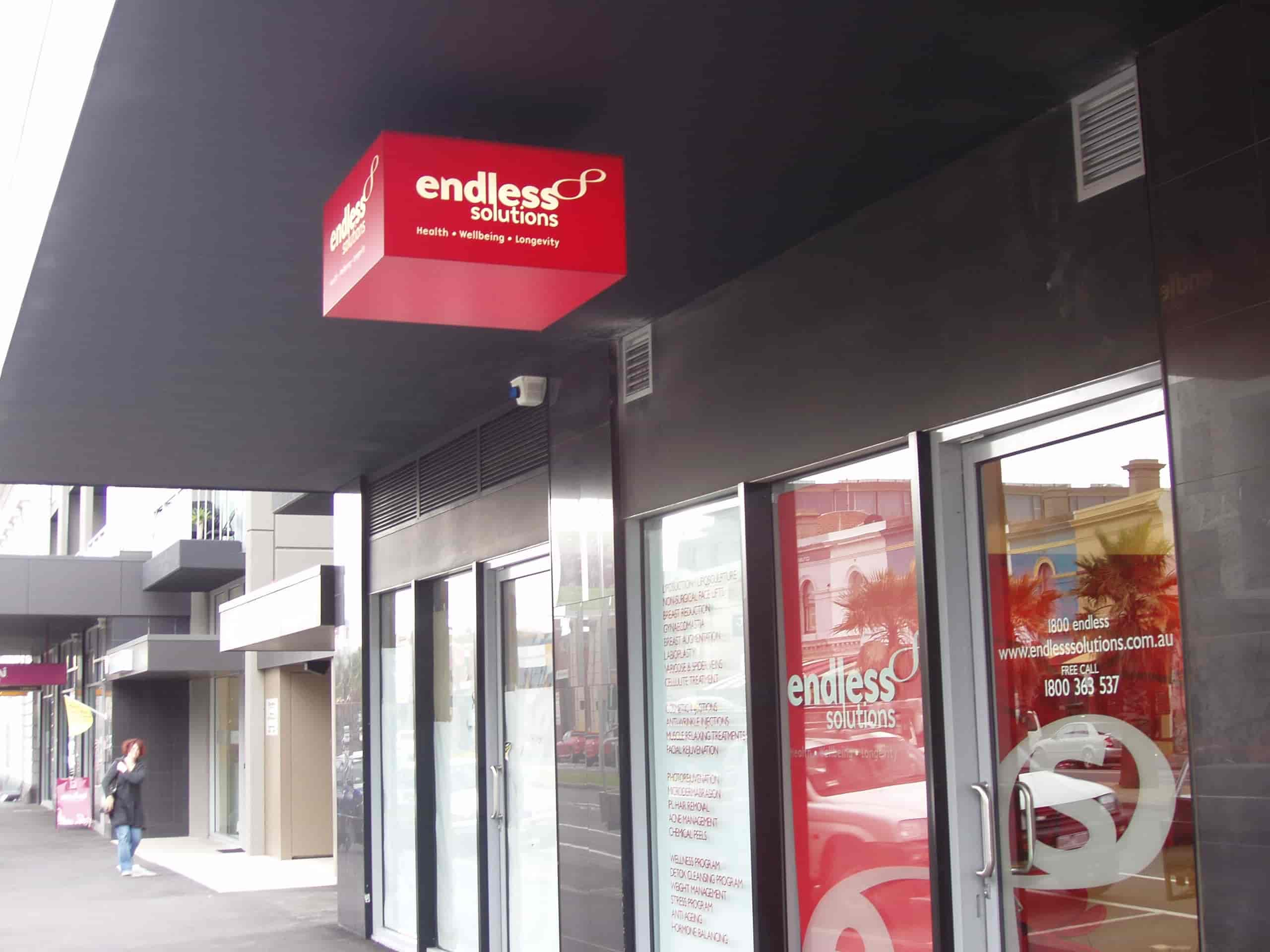 illuminated signs in Melbourne for endless solutions