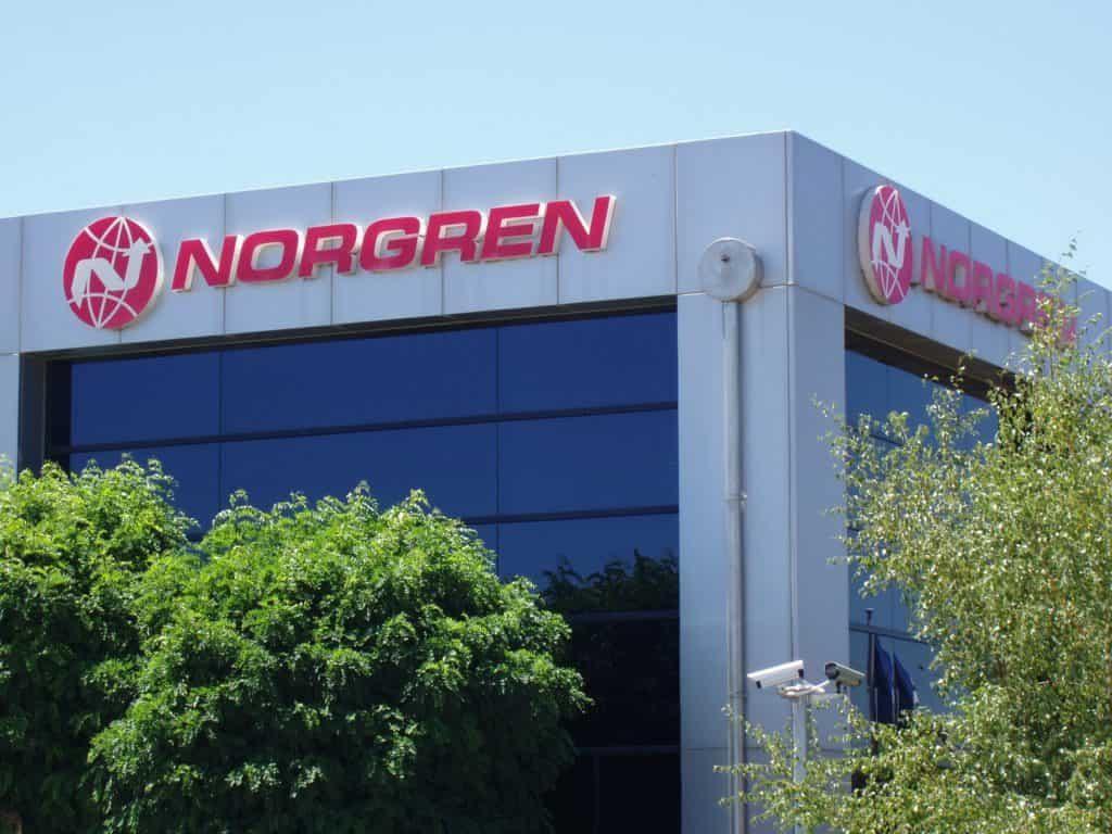 building signage Norgren