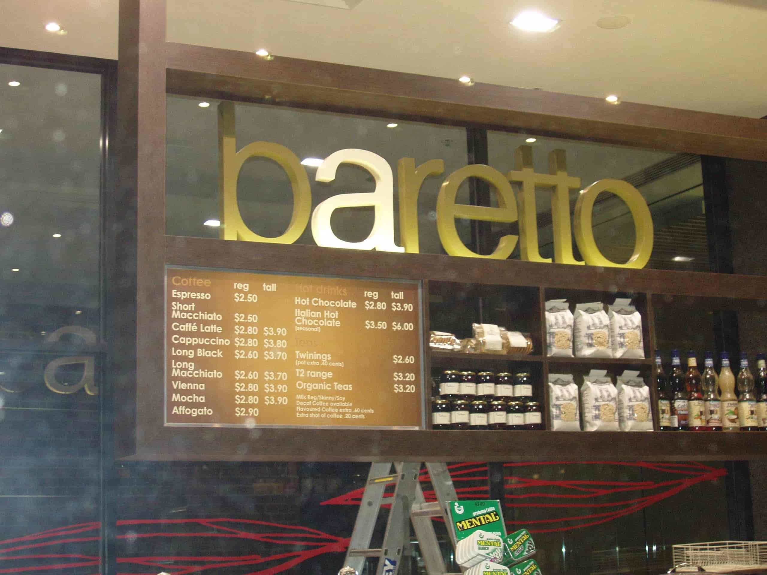 shop front signs signwriters melbourne baretto