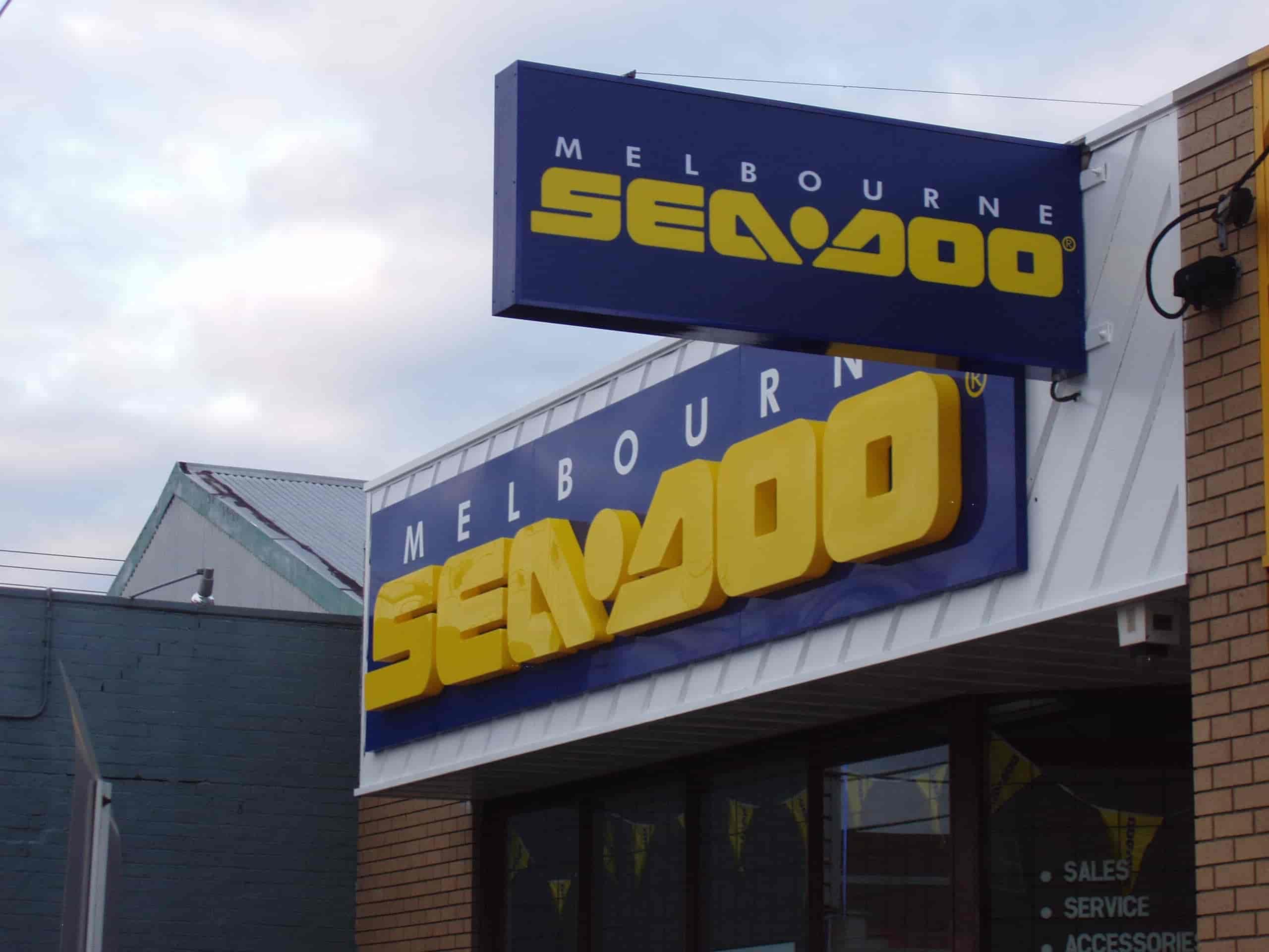 Illuminated signs Sendoo