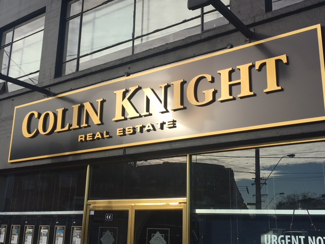 shop front signs colin knight