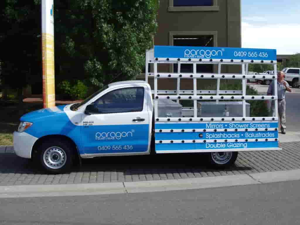 Vehicle signage Signwriters Melbourne